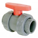 PVC ball valves 25mm