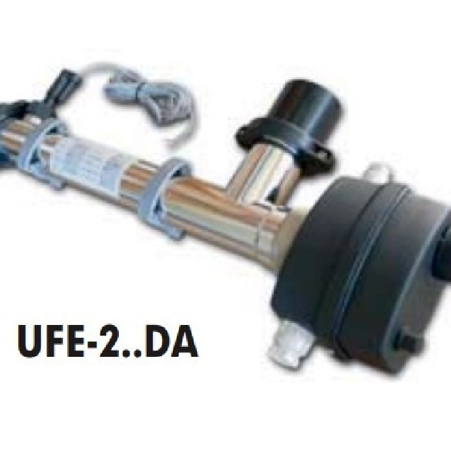 Elecrical heating 3 kW with thermostat 0-40°C