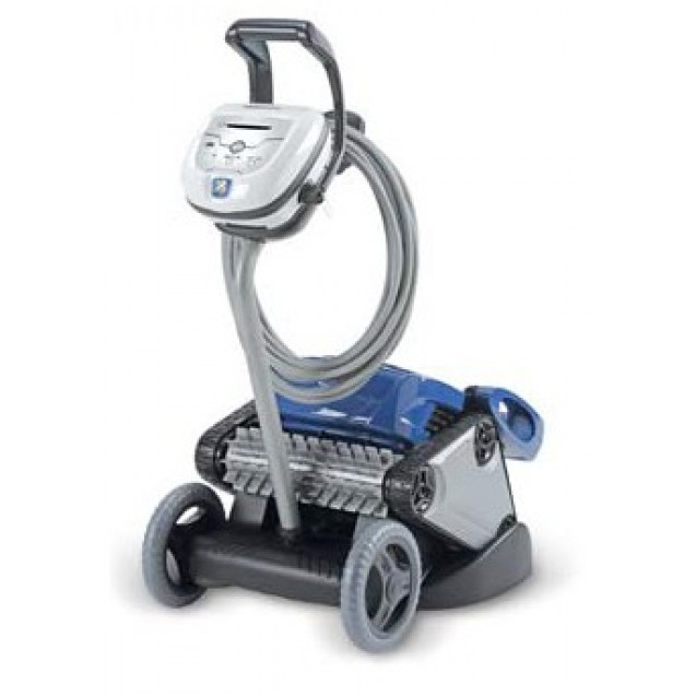 Cyclon X Pro cleaner with caddy