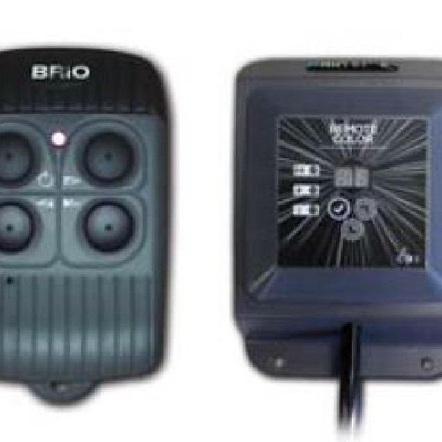 Control unit for RGB LED bulbs (URLED-I40S)