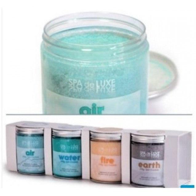 AquaFinesse SPA DE LUXE aromatherapy fragrance in massage pool.
