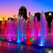 Fountain Lights (4)