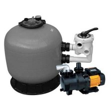 Filtration units for 20-30 m³ private pools (8)