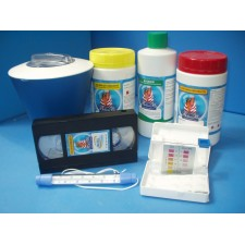 CHEMICALS FOR POOL TREATMENT (112)