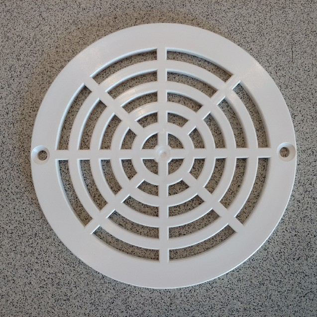 Drain grate for UIL-Bl and UIL-FL