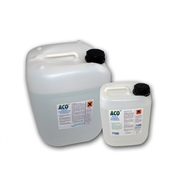 ACO - Active Catalytic Oxidation, 20kg