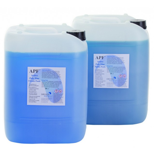 APF - For the Best Coagulation and Flocculation, 20 liter